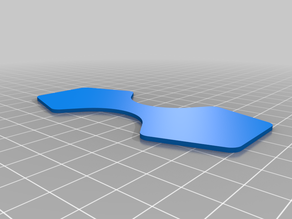 Leather Fob Template