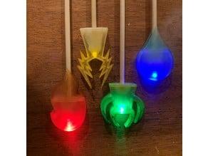 LED Elemental Arrows