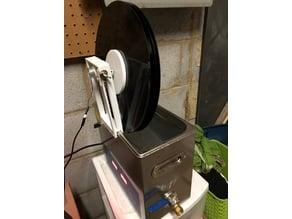 Ultrasonic record cleaner v2