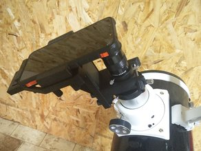 Telescope Phone Mount (for crayford focuser - Skyawtcher, Celestron,..)