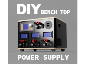 Bench top power supply - TFX, not ATX based