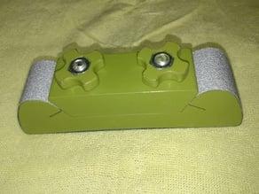 Enhanced Sanding Block (1-inch width - Profile)