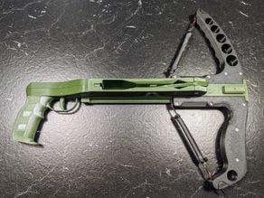 Pistol Grip for Sliding Legolini