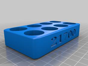 21700 Battery Tray