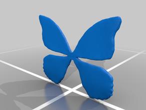 Simple Butterfly Wings