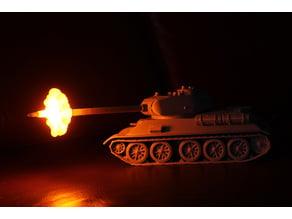T-34/85 nightlamp