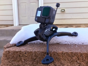 DIATONE GT X549 Exorcist Frame GoPro Camera Mount Canopy