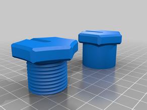 """filament filter 1.75мм (ZN """"Чёрный козёл"""")"""