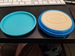 Shave Soap Dish (fits 95g/3.3oz Art of Shaving soap)