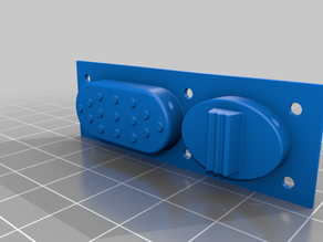 Azart R-187-P1 (Азарт Р-187-П1) dummy box with antenna