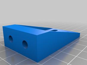 K40 laser adjustable bed brackets