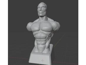 Male torso reupload
