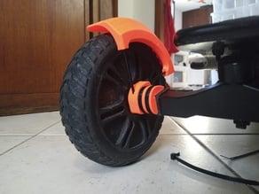 Backfire Ranger X2 plug and play fenders