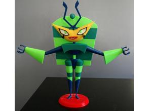 Queen Vexus Robot