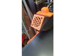 Anycubic I3 Mega Hotend Fan Grill