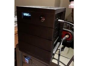 PiRack - 128x64 OLED Bay