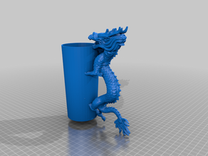 dragon cup