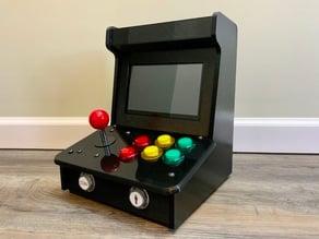 "Bartop Arcade with 7"" Display"
