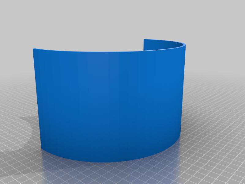 Ender 3 Filament Spool Cover