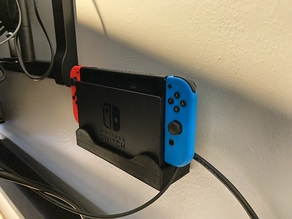 Nintendo Switch Slim Wall Mount