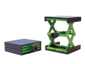 New fully printed platform assembled