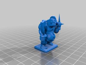 HeroQuest - Ogre Chieftain