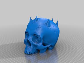 Darth Maul Skull