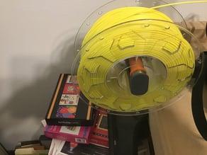 CR6SE Filament Holder Remix