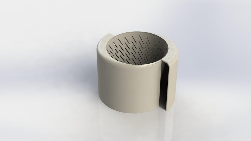 Air Filtration Plant Pot