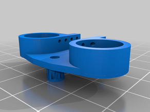 MPMD Magnetic bed clip - Low Profile Remix