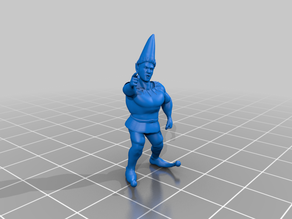 Gnome/Angry Elf