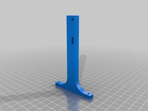 Stand for Mini CNC Laser Engraver (PARAMETRIC)