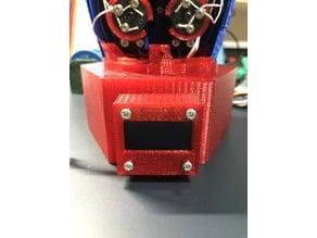 Inmoov hand with MyoWare Muscle Sensor