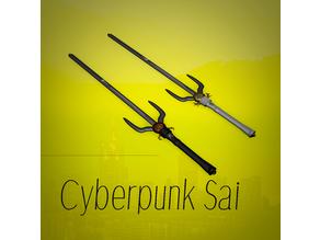 Cyberpunk Sai