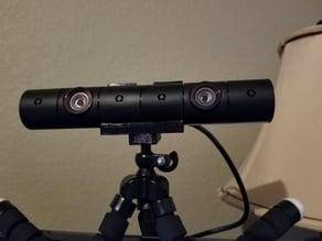 PlayStation4 Camera v2 (round) tripod mount