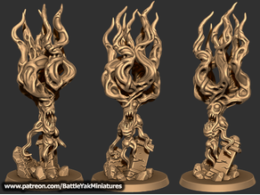 Filthy Soul | BattleYak Miniatures Patreon Sample