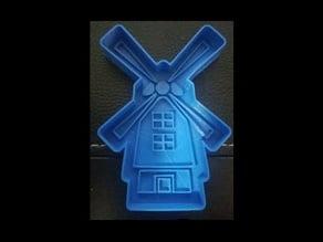 Windmill Cookie Cutter