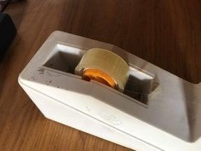 Tape dispenser roll
