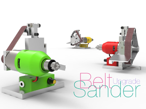 Belt Sander - Upgrade