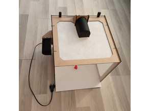 LightBox - Lasercutter