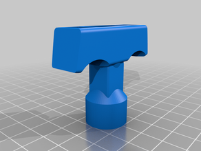 Carson pull-starter handle