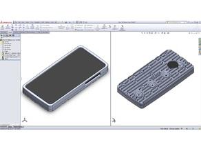 Navaro Ford Flathead V8 Moto Z4 Phone Case