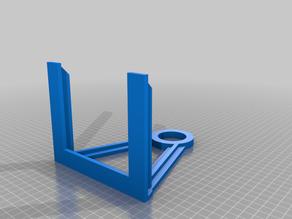 Filament reel stand