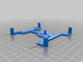 Anet A8 Reset Button Frame