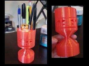Tron MCP Pen/Pencil/Paperclip Holder