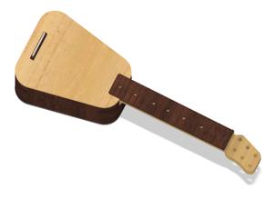 6 strings ukulele