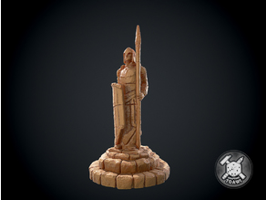 Statue - LOTR: Journeys in Middle-earth
