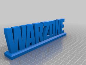 Warzone Logo