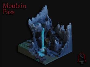 Mountain Pass - Massive Support Free Print!!!