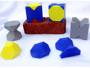 Truncated Octahedra Dissections as Blocks